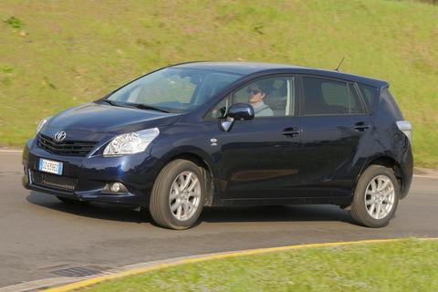 Prova Toyota Verso 2.2 D-CAT Sol Automatica 7 posti