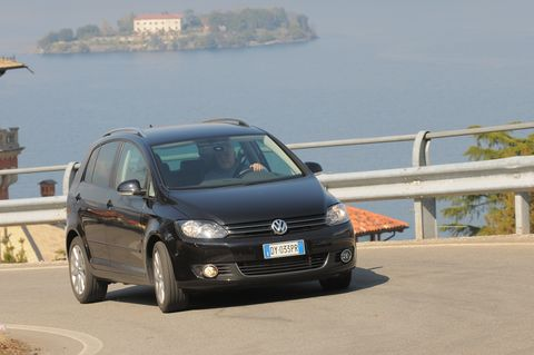 Prova Volkswagen Golf Plus 2.0 TDI Highline DSG
