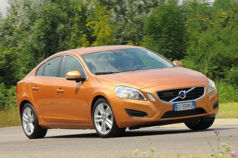 Prova Volvo S60 D3 Momentum