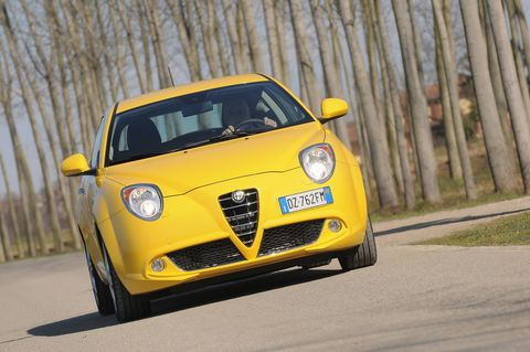 Prova Alfa Romeo MiTo 1.4 Turbo GPL Distinctive