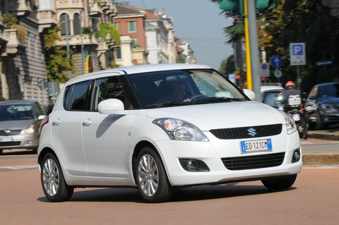 Prova Suzuki Swift 1.2 GL Top 5 porte