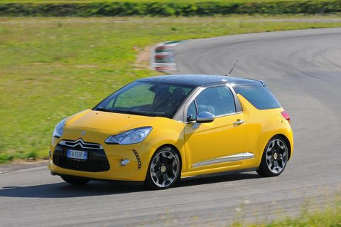 Prova Citroën DS3 1.6 Turbo THP 155 CV Sport Chic