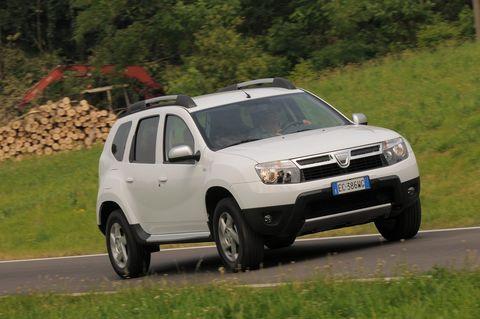 Prova Dacia Duster 1.5 dCi Lauréate 110 CV 4x4