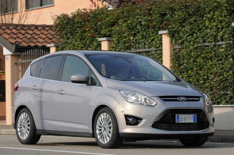 Prova Ford C-Max 2.0 TDCi 115 CV Titanium Powershift
