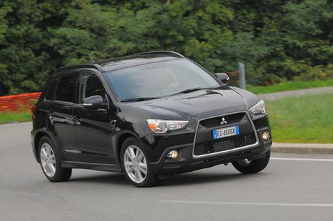 Prova Mitsubishi ASX 1.8 DI-D Cleartec Intense Panoramic 4WD