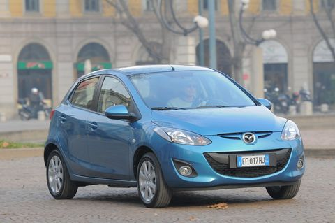 Prova Mazda 2 1.3 75 CV Trendy 5p