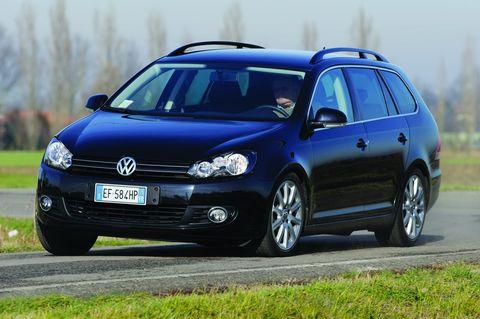 Prova Volkswagen Golf Variant 1.6 TDI Comfortline