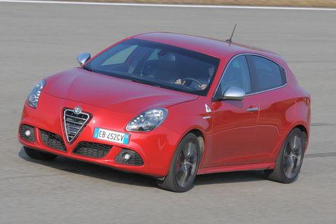 Prova Alfa Romeo Giulietta 1750 TBi Quadrifoglio Verde