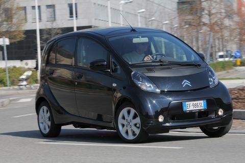 Prova Citroën C-Zero C-Zero