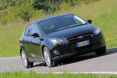 Prova Ford Focus 1.6 TDCi 115 CV Titanium