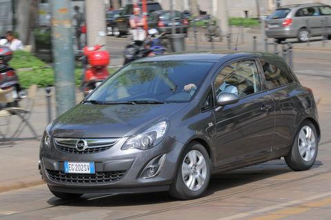 Prova Opel Corsa 1.3 CDTI 95 CV ecoFLEX Elective 3 porte