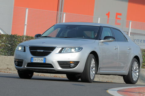 Prova Saab 9-5 2.0 TiD Vector Automatica