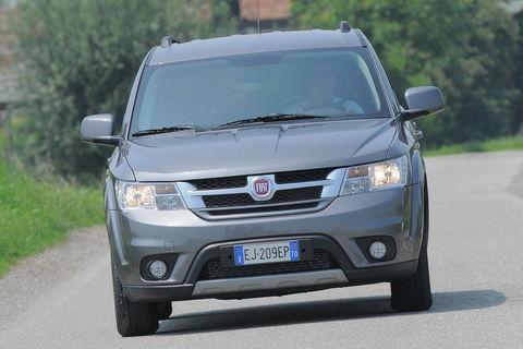 Prova Fiat Freemont 2.0 Multijet 140 CV Urban