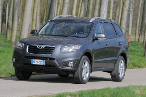 Prova Hyundai Santa Fe 2.2 CRDi Style 4WD