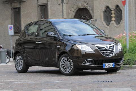 Prova Lancia Ypsilon 1.2 Gold