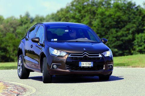 Prova Citroën DS4 2.0 HDi 160 CV Sport Chic
