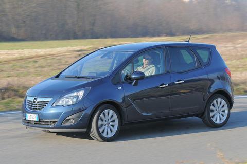 Prova Opel Meriva 1.7 CDTI 110 CV Cosmo
