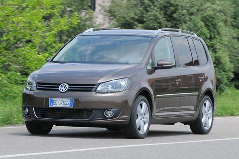 Prova Volkswagen Touran 2.0 TDI Highline 7 posti