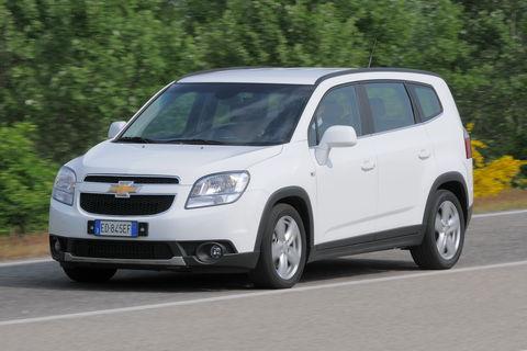 Prova Chevrolet Orlando 2.0 D LT
