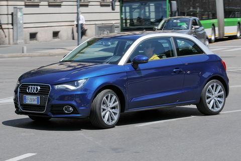 Prova Audi A1 1.6 TDI 105 CV Ambition