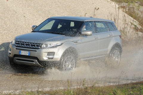 Prova Land Rover Range Rover Evoque 2.2 TD4 Prestige