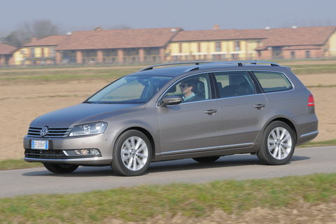 Prova Volkswagen Passat Variant 2.0 TDI 140 CV Highline BlueMotion Technology DSG