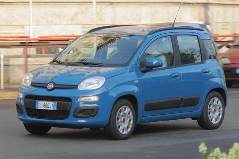 Prova Fiat Panda 1.2 Easy