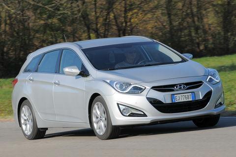 Prova Hyundai i40 Wagon 1.7 CRDi 136 CV Comfort
