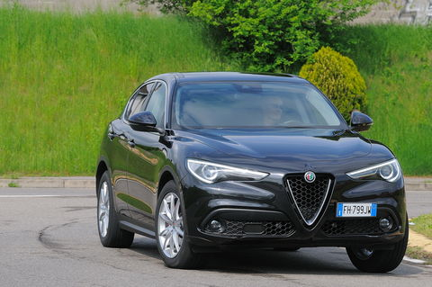 Prova Alfa Romeo Stelvio 2.2 Turbo 210 CV Executive Q4 AT8