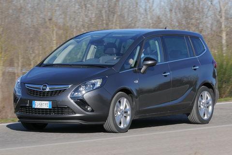 Prova Opel Zafira Tourer 2.0 CDTi 165 CV Cosmo Start&Stop