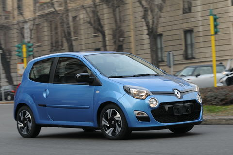 Prova Renault Twingo 1.2 75 CV Live