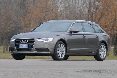 Prova Audi A6 Avant