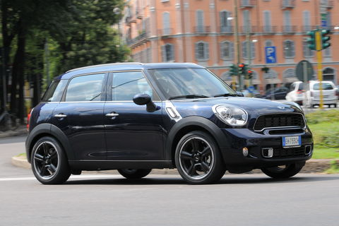 Prova Mini Countryman Cooper SD