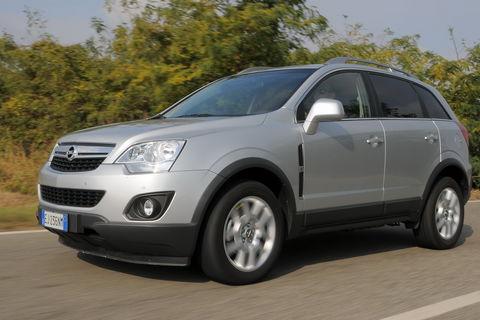 Prova Opel Antara 2.2 CDTI 16V 163 CV Cosmo