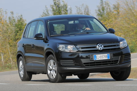 Prova Volkswagen Tiguan 2.0 TDI 110 CV BlueMotion Technology Trend & Fun