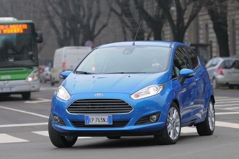 Prova Ford Fiesta 1.0 Ecoboost 100 CV Individual 3 porte S&S