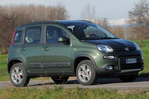 Prova Fiat Panda 4x4 1.3 16V Multijet