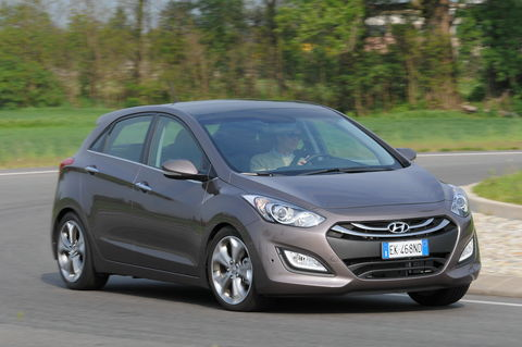 Prova Hyundai i30 1.6 CRDi 128 CV Style 5p