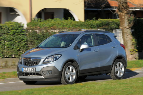 Prova Opel Mokka 1.4 Turbo ECOTEC Cosmo 4x4