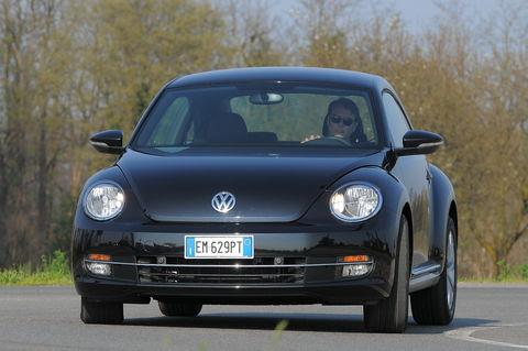Prova Volkswagen Maggiolino 1.6 TDI Design