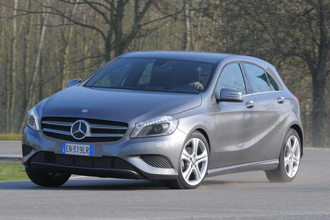 Prova Mercedes A 180 CDI Sport