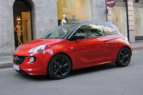 Prova Opel Adam 1.4 Slam Start&Stop