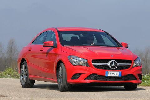 Prova Mercedes CLA 220 CDI Sport Automatic