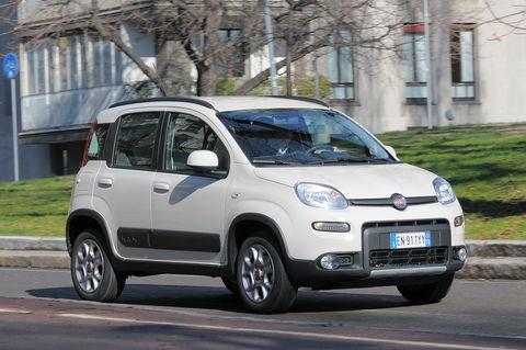 Prova Fiat Panda 4x4 0.9 Twinair 85 CV