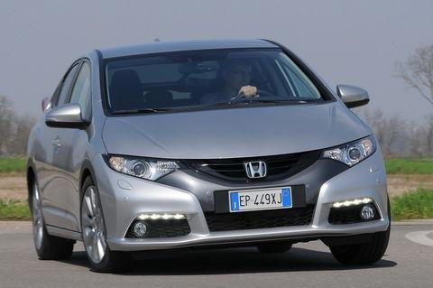 Prova Honda Civic 1.6 i-DTEC Lifestyle