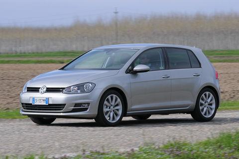 Prova Volkswagen Golf 1.6 TDI 105 CV Highline 5p