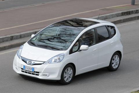 Prova Honda Jazz 1.3 Hybrid Elegance CVT