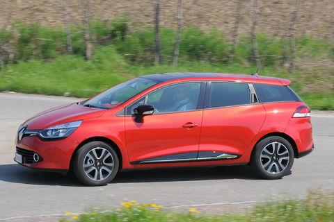 Prova Renault Clio Sporter 1.5 dCi 90 CV S&S Energy
