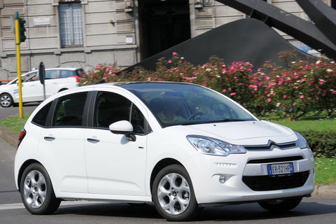Prova Citroën C3 1.2 VTi Exclusive
