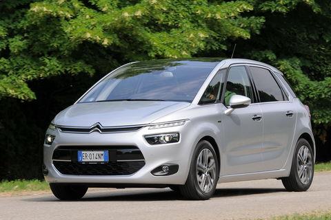 Prova Citroën C4 Picasso 1.6 e-HDi 115 CV Exclusive